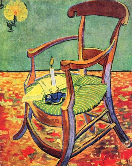 chair gauguin