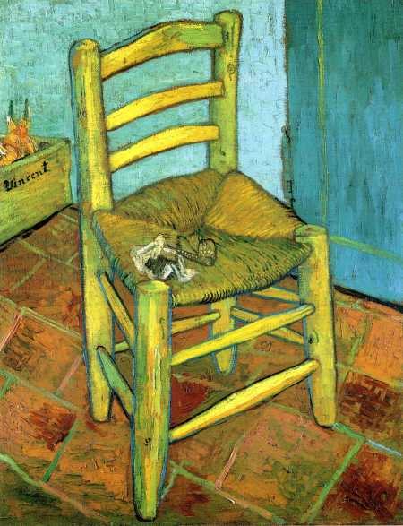 chair van gogh