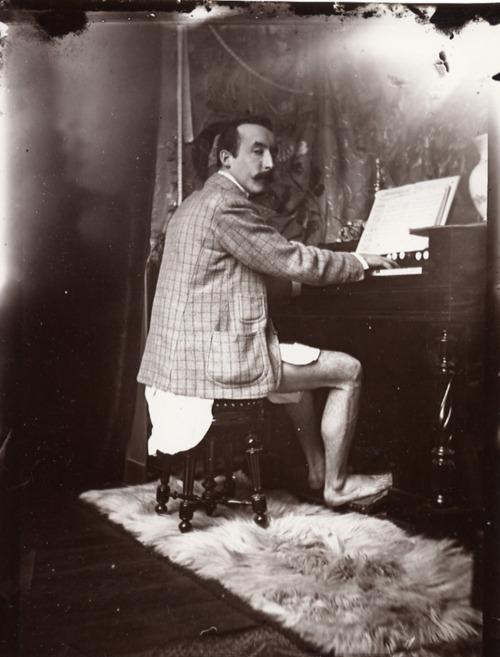 piano gauguin