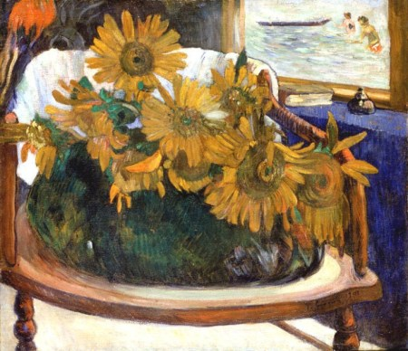 gauguin sunflowers 1