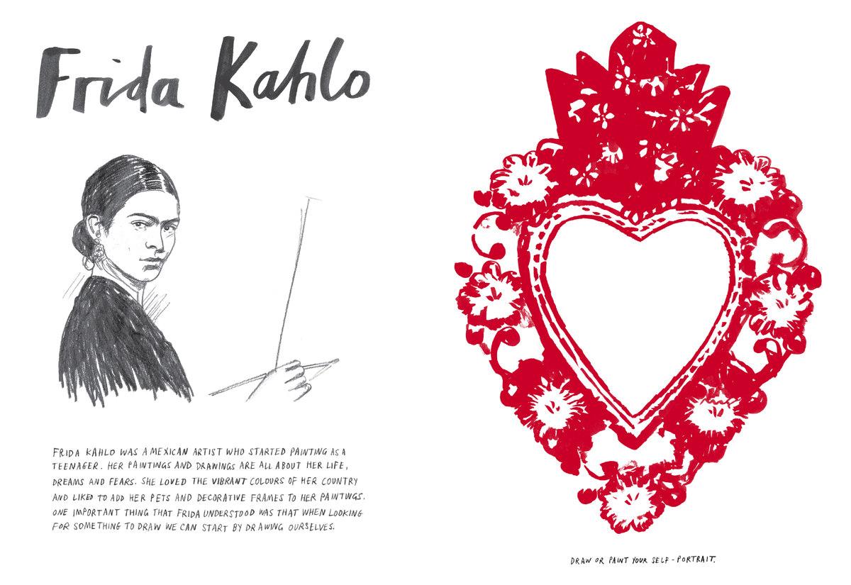 frida kahlo | arthipstory