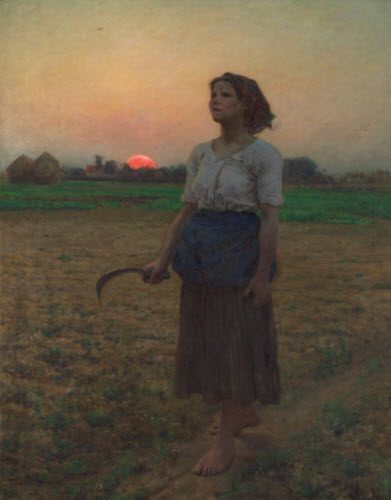 girl of the lark
