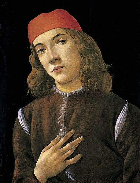 botticelli boy