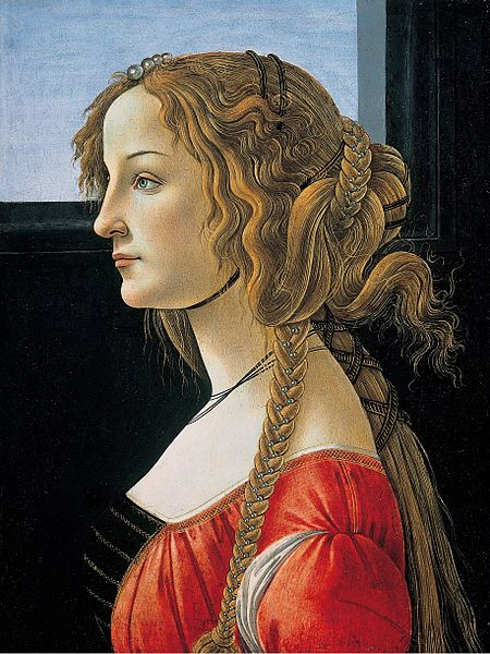 botticelli hair 1