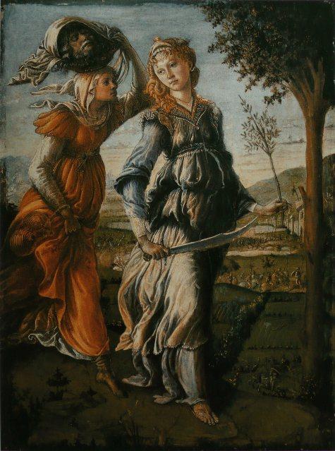 judith botticelli