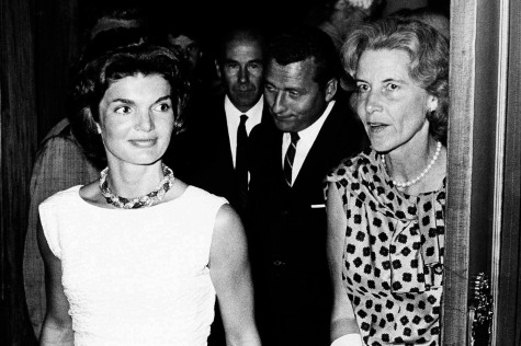 Jacqueline Kennedy, Bunny Mellon