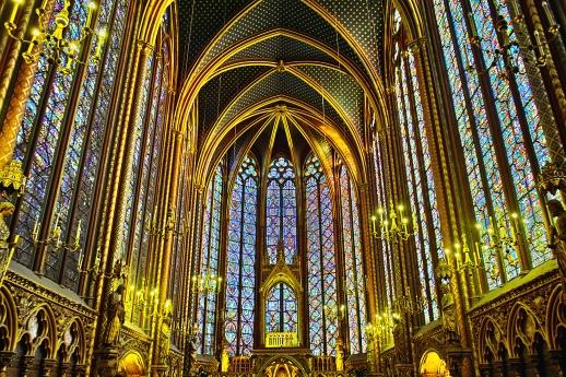 sainte chapelle 1