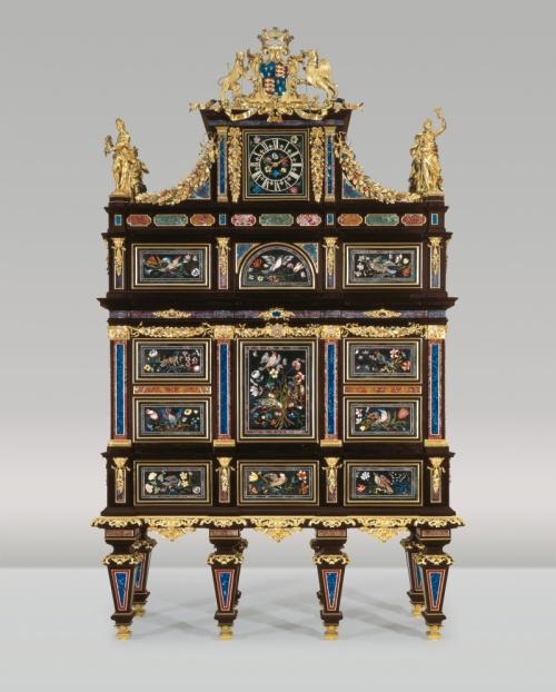 Badminton-Cabinet