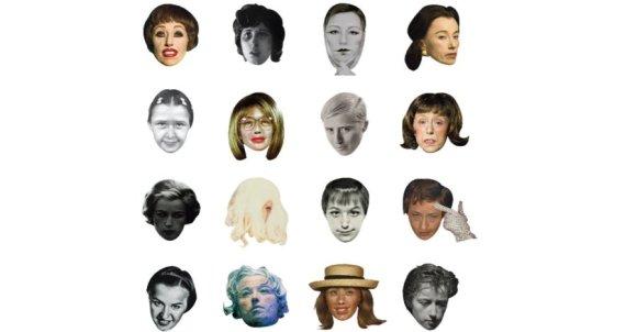 cindy sherman emoji