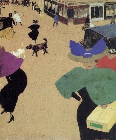 vuillard shopping