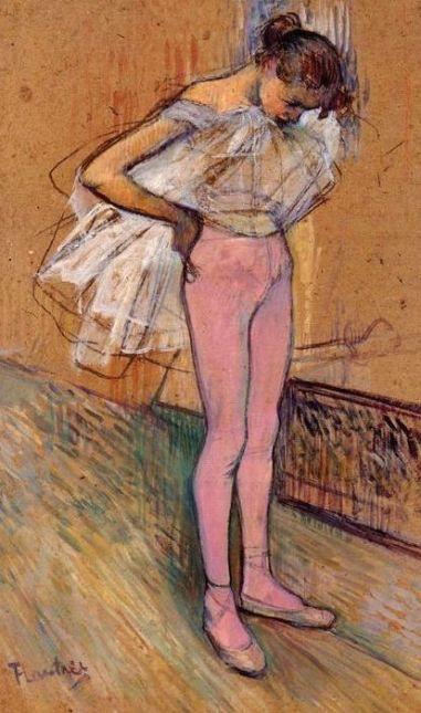 Dancer-Adjusting-Her-Tights
