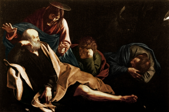 caravaggio mount of olives.jpg