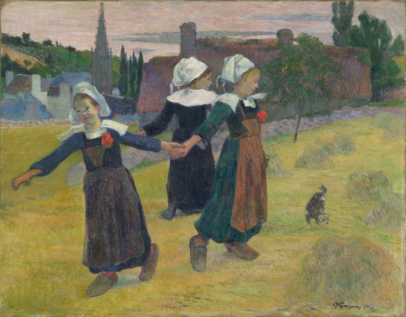gauguin_3girls
