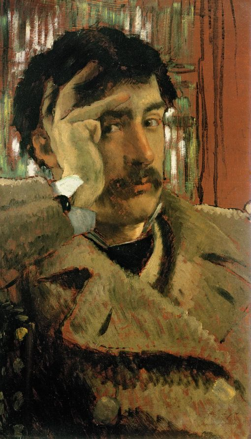 James_Tissot_Self_Portrait_(1865)