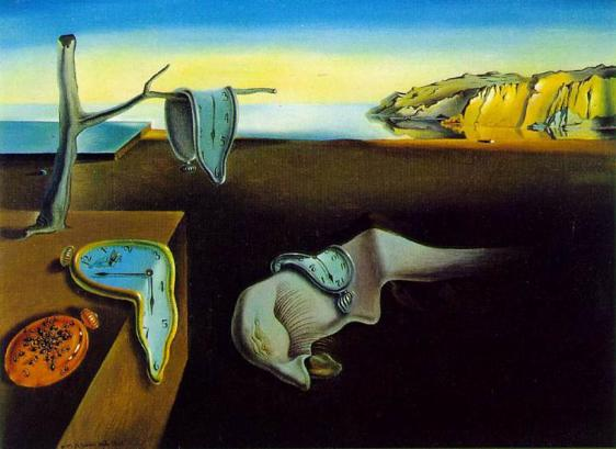 the-persistence-of-memory-by-salvador-dali-1931