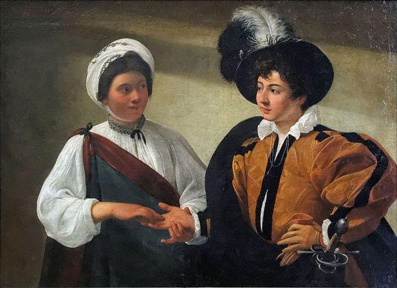 La_Diseuse_de_bonne_aventure,_Caravaggio_(Louvre_INV_55)_02.jpg
