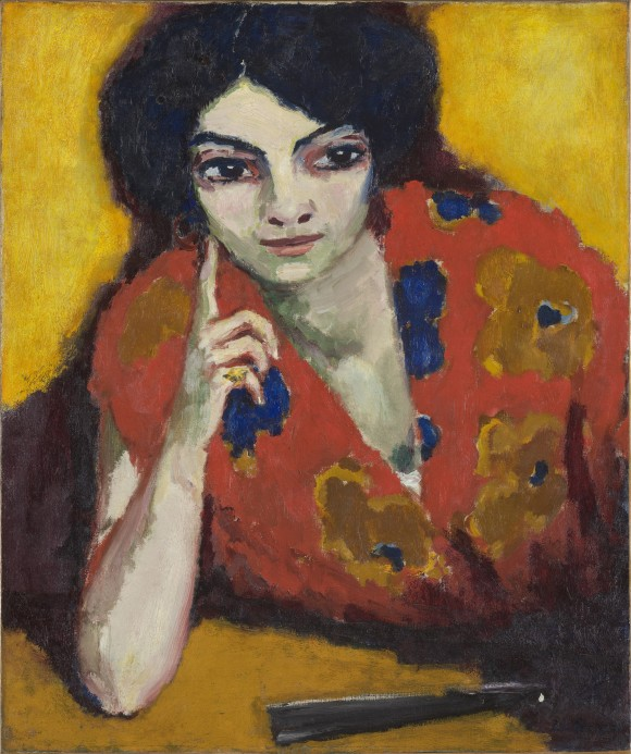 Kees_van_Dongen_-_A_Finger_on_her_Cheek_(1910).jpg