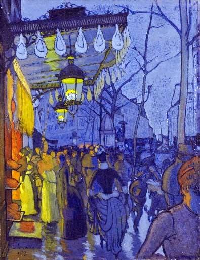 10-Gauguin-avenida de clichy Paris-1889.jpg