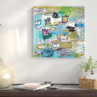 Monet+Monet+Monet+Series_+Les+Nympheas+de+Basquiat+(No.+34)+Painting+Print+on+Wrapped+Canvas.jpg