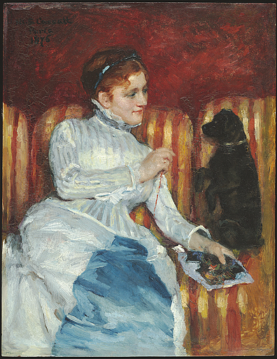 Woman_on_a_Striped_Sofa_with_a_Dog_by_Mary_Cassatt.jpeg