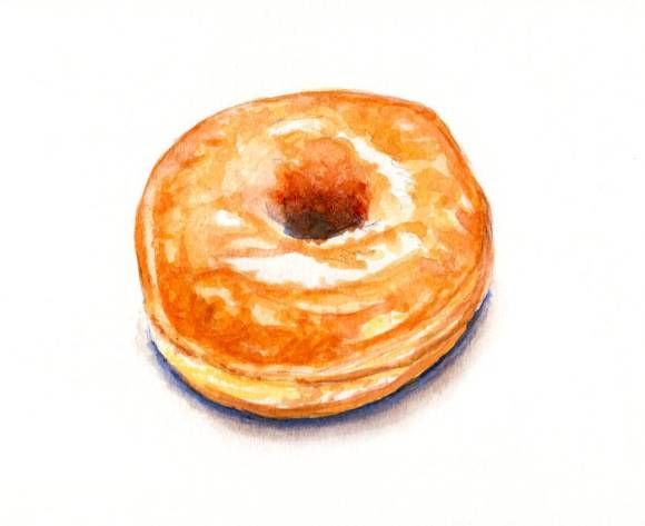 Day-30-A-Simple-Glazed-Donut-Watercolor.jpg